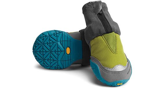 Ruffwear Polar Trex Boot Set of 4 Forest Green